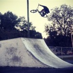 Seth Kimbrough Air Worst Quarter pipe
