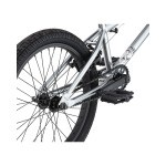 Hoffman Bikes Bama Complete Bike Silver Back End