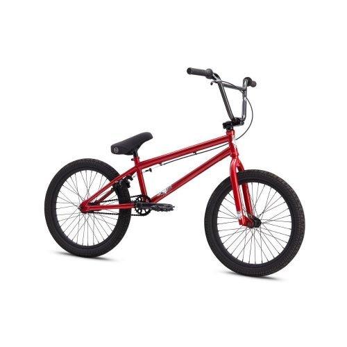 Hoffman Bikes Bama Complete Bike Red Side View