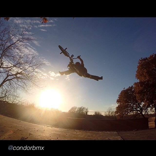 "Hoffman Instagram by @condorbmx ""Today's..."
