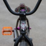 bike check wednesday with mason ritter front end shot