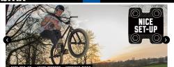 Nice SEt up - jamie skinner ridebmx