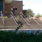 Trent McDaniel Double Peg to Hard 180