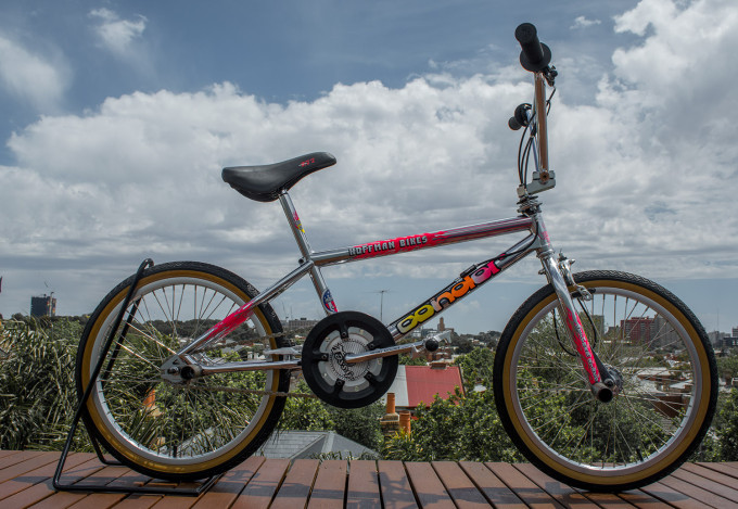 1992 Hoffman Bikes Condor Complete Bike Side photo by Stuart Potter