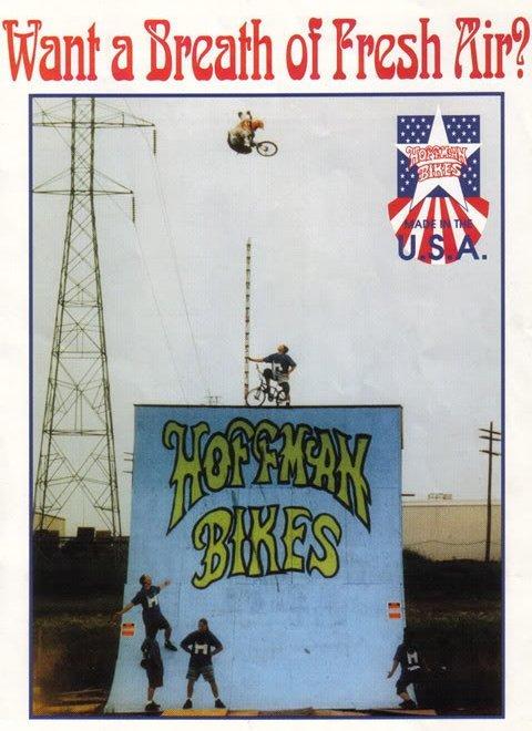 1992 Hoffman Bikes Catalog P1