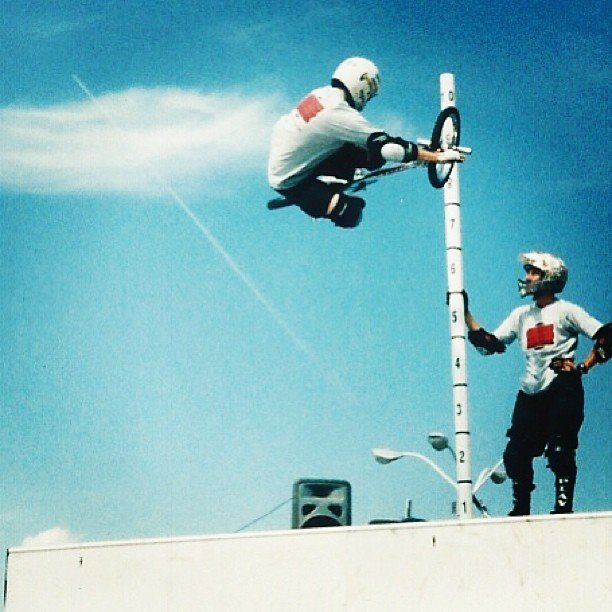 Rick Thorn Table Top Sprocket Jockeys 1996