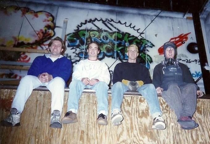1994 Ramp Room Machine Shop - Crew 1