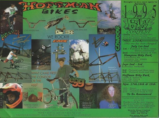 1995 Hoffman Bikes Ad 2