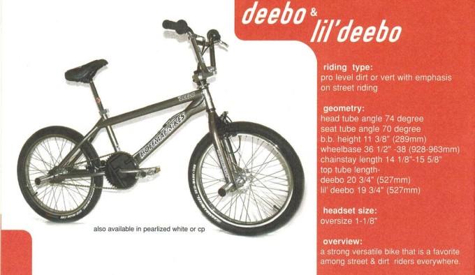 1998 Summer-Hoffman-Bikes-Product-lil-Deebo-Deebo