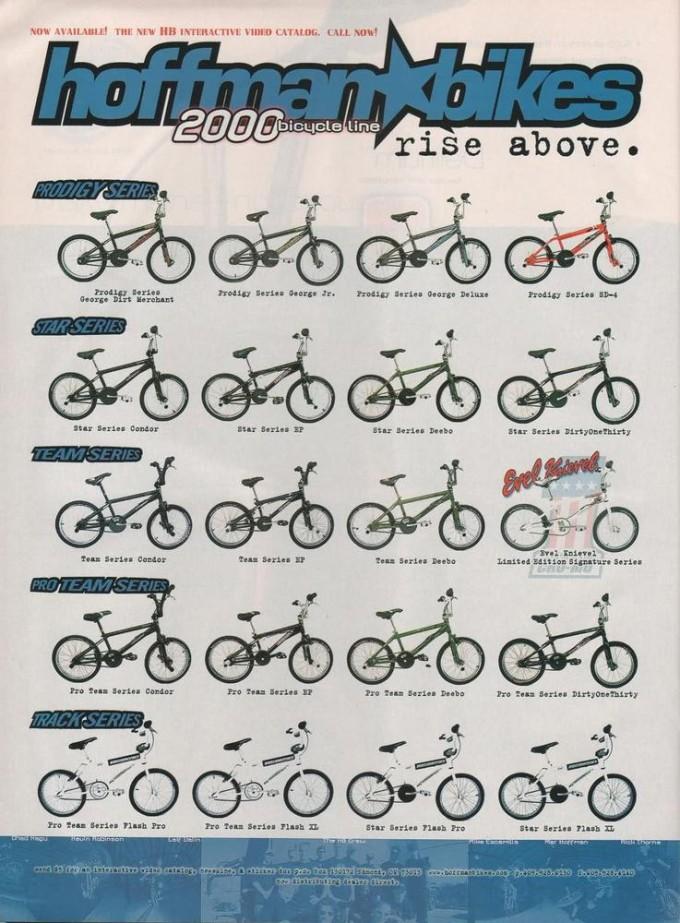 2000 Complete Bike AD