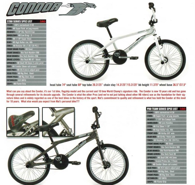 2001-Hoffman-Bikes-Catalog-Condor
