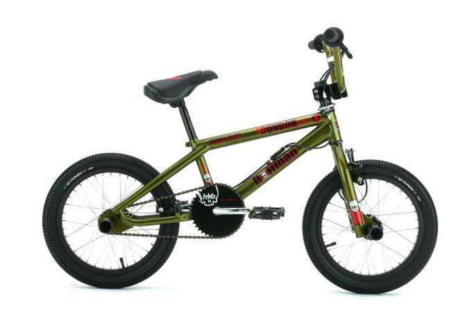 2003 Condor 16 cosmo green side