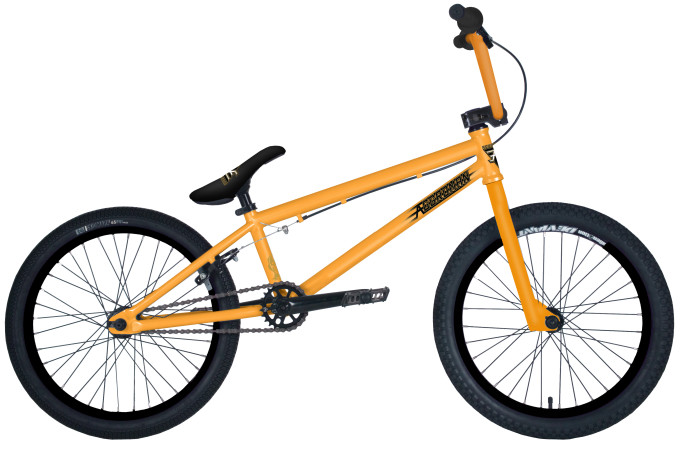 2011 HB AGGRO Complete Bike