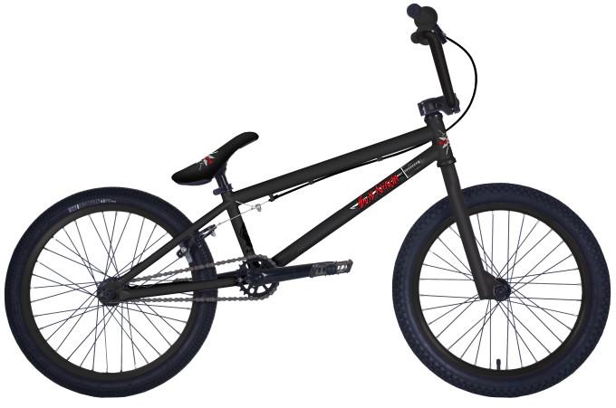 2011 HB Ninja Complete Bike example