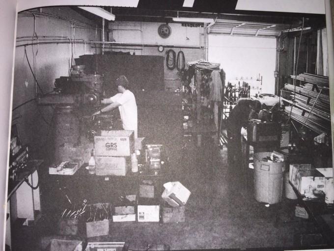 Gack Machine Shop