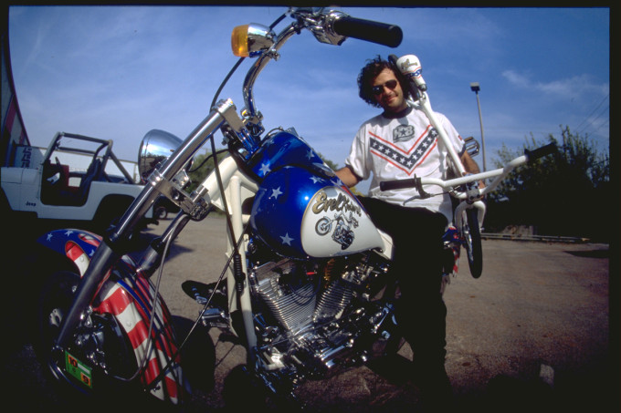 Mat Hoffman evelmotor