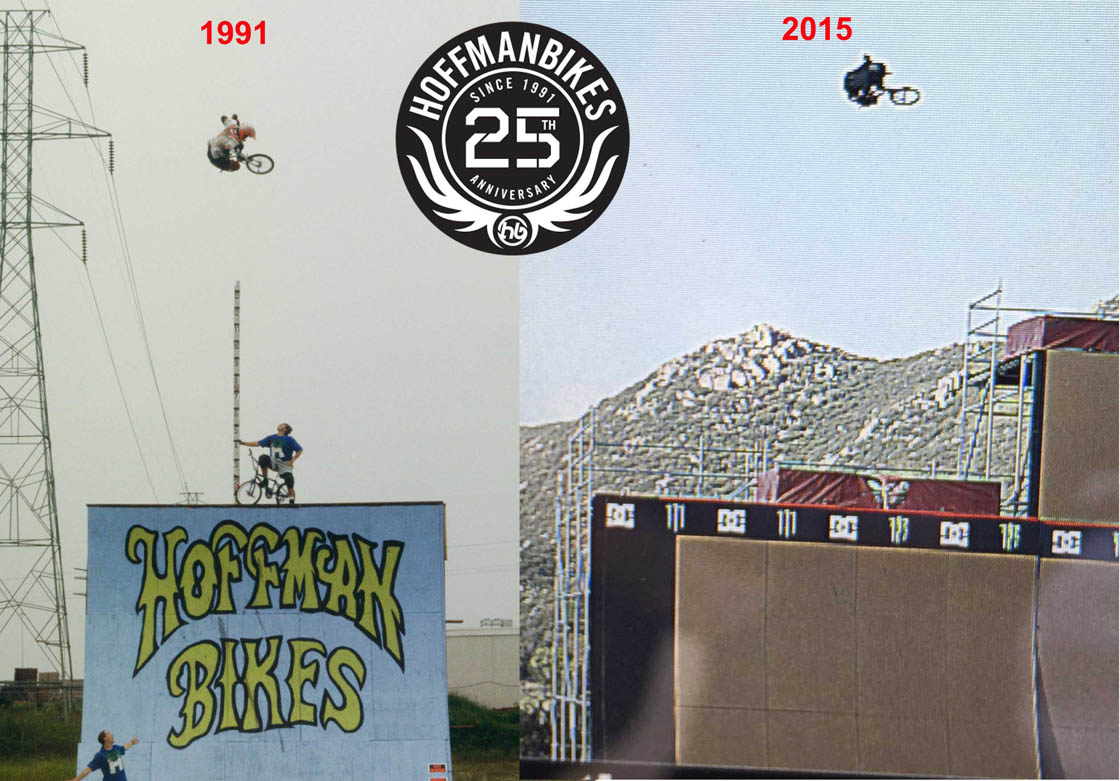 2015 Big Air Mat Hoffman 25 years