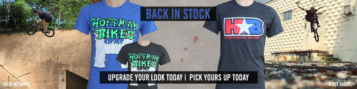 hoffman shirts back in stock rider images