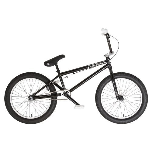 Hoffman Bikes 2016 Seeker Complete Bike Color - Transparent Black (1)