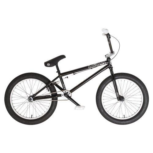 Hoffman Bikes 2016 Seeker Complete Bike Color - Transparent Black (1)