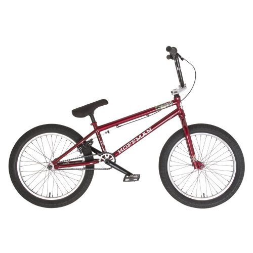 Hoffman Bikes Lady Luck Complete Bike Red (1)