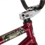 Hoffman Bikes Lady Luck Complete Bike Red (6)