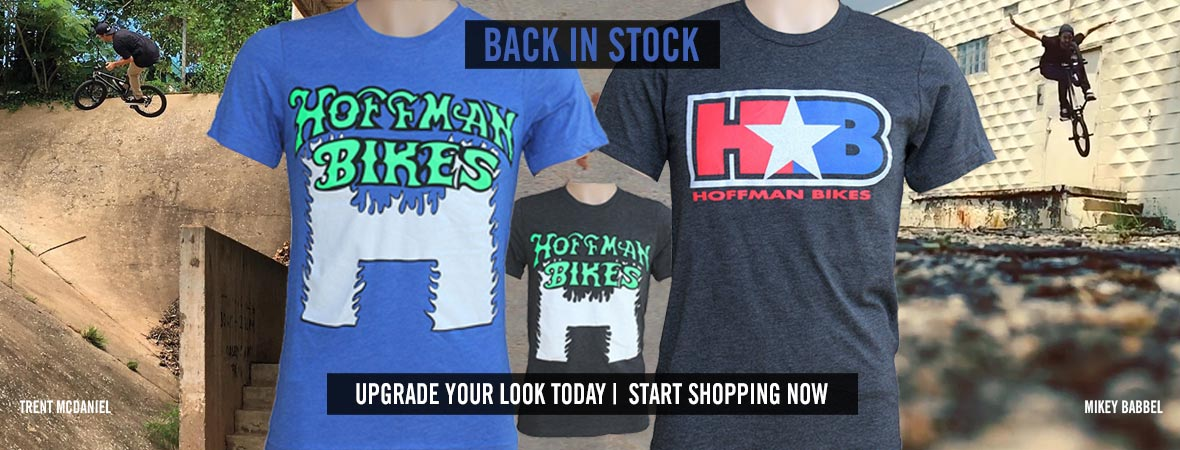 Hoffman Shirts Back In stock