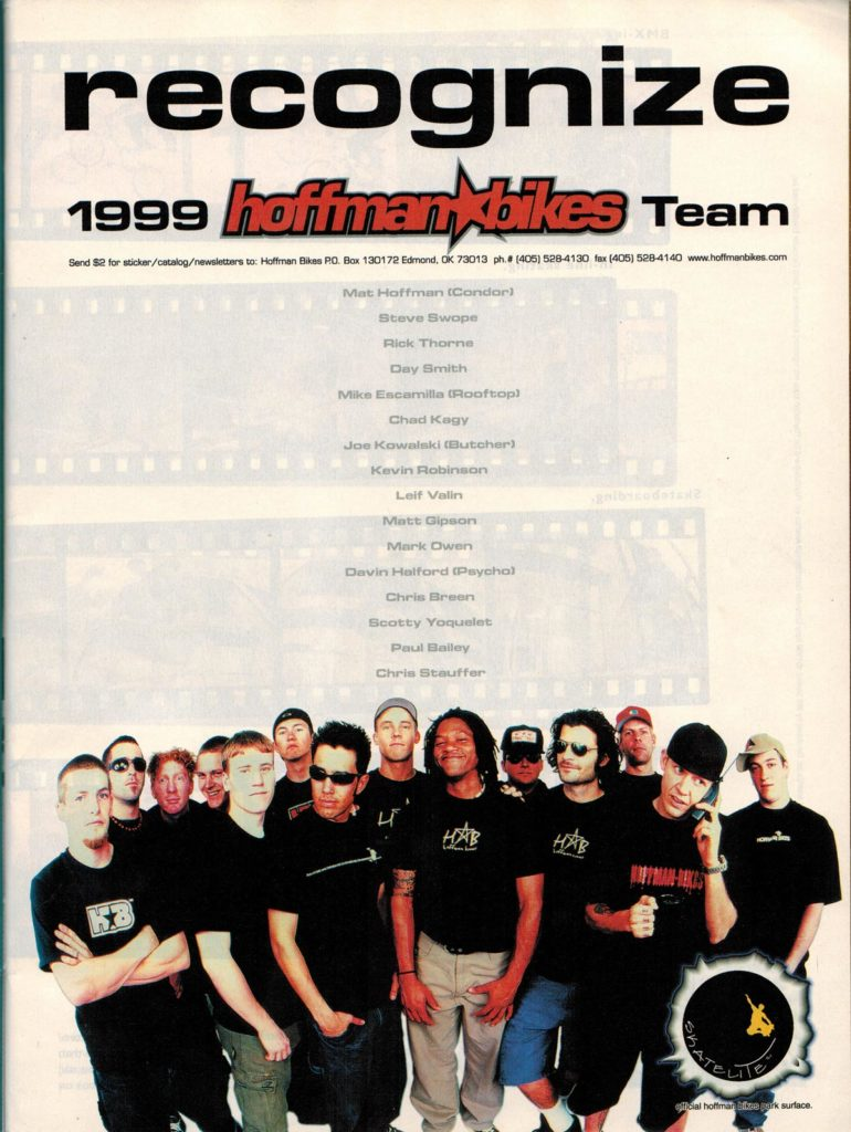1999 Hoffman Bikes Team Flashback 3