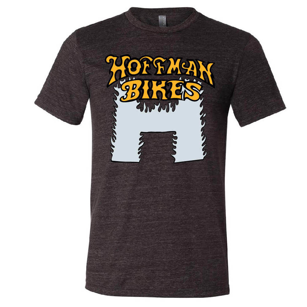 HB Flaming H Logo silver h