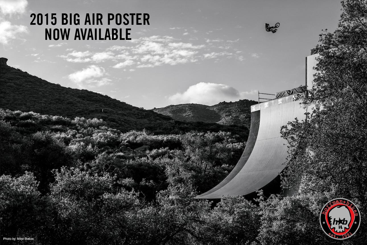 Mat Hoffman 2015 Big Air Poster