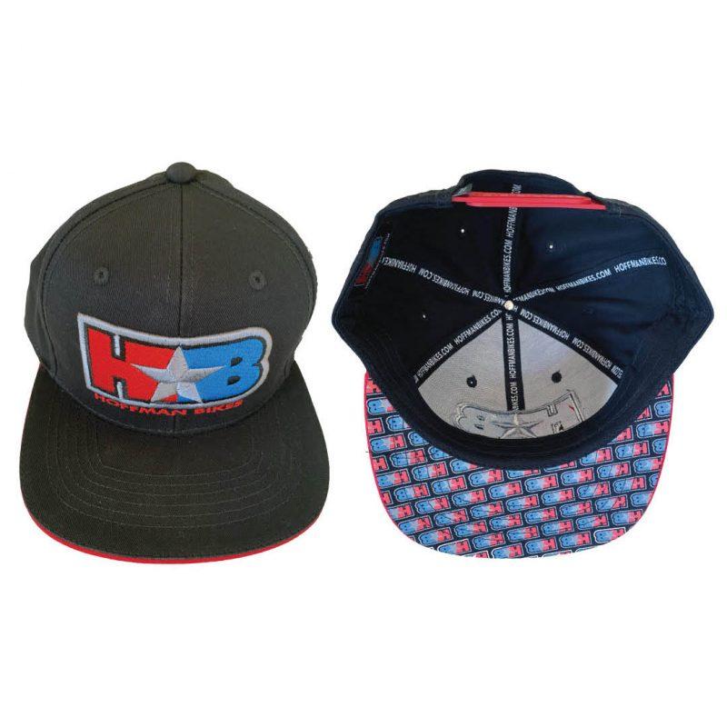 Hoffman Bikes H star B Logo Hat